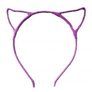 קשת חתולה צבע סגול