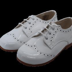 נעל לוחות הברית צבע לבן