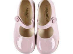 נעל קלאסית צבע ורוד עתיק