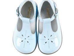 נעל צעד ראשון צבע תכלת