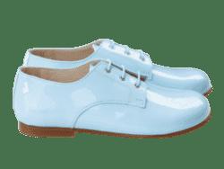 נעל בנים קלאסית צבע תכלת