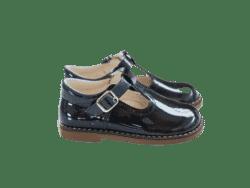 נעל תינוקות צבע כחול סוליה עבה