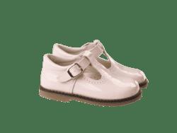 נעל תינוקות צבע ורוד בייבי סוליה עבה