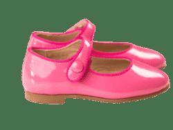 נעל בלרינה צבע ורוד פוקסיה