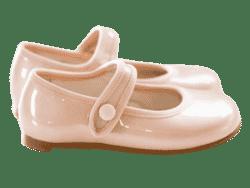 נעל בלרינה צבע ניוד – סקוץ'