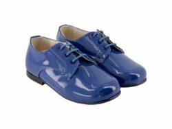 נעל קלאסית צבע כחול פטרול